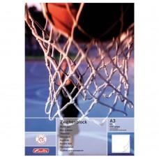 Альбом для рисования Herlitz - Баскетбол, А3, 10 листов