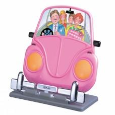 Подставка Herlitz для книг Автомобиль, розовая