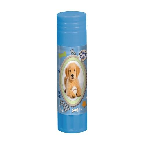 Клей карандаш Herlitz Pretty Pets, 21 гр., щенок