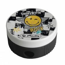 Точилка Herlitz Smiley world