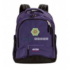 Рюкзак 4YOU Compact Орнамент