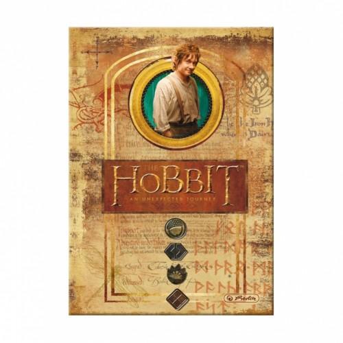 Книжка Herlitz записная Bilbo А5, 96 листов клетка