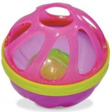 Игрушка для ванной Munchkin - Мячик, розовый/фиолетовый