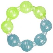 Игрушка прорезыватель Munchkin - Цветок, голубой/зеленый