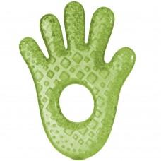 Игрушка прорезыватель с охлаждением Munchkin - Ладошка, зеленая