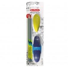 Набор Herlitz my.pen, желтый-синий