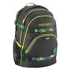 Рюкзак Coocazoo e-ScaleRale TecCheck black черный/зеленый (183716)