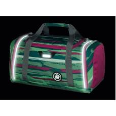 Сумка спортивная Coocazoo SporterPorter Bartik зеленый/розовый (138752)