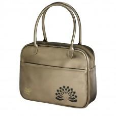 Сумка Be.bag Fashion Бежево-золотая