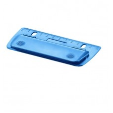 Дырокол Herlitz карманный, голубой