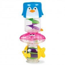 Игрушка для ванной Munchkin - Пирамидка 3 в 1