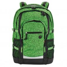 Рюкзак 4YOU Jumpac Зеленая абстракция