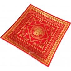 Блюдце Gift-and-Home - Версаль, красное с золотом