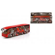 Автобус Пламенный мотор - Гонка, инерционный