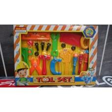 Набор инструментов Shantou Gepai - Веселый плотник