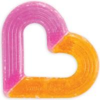 Игрушка прорезыватель Munchkin - Сердечко розово-оранжевое