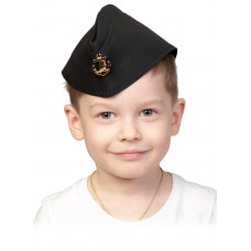 Аксессуары Карнавалофф - Воины-победители. Пилотка ВМФ, размер 53-55см