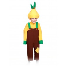 Карнавальный костюм Карнавалофф - Во саду ли, в огороде. Лук Чипполино, размер 98-128см