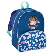 Рюкзак детский Hama - Lovely Girl (428038)