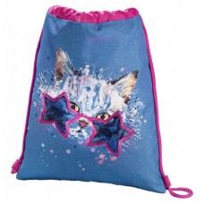 Мешок для обуви Hama - Crazy Cat (428079)