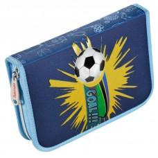 Пенал Hama - Soccer, без наполнения (428100)