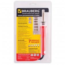 Набор для выжигания и пайки Brauberg