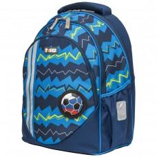 Рюкзак школьный Tiger Enterprise - Champ Zigzag