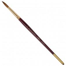 Кисть художественная Koh-I-Noor колонок, круглая, №9, короткая ручка
