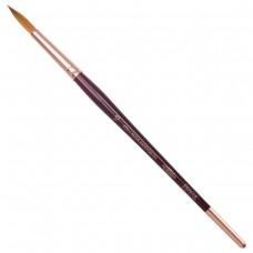 Кисть художественная Koh-I-Noor колонок, круглая, №10, короткая ручка