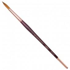 Кисть художественная Koh-I-Noor колонок, круглая, №11, короткая ручка