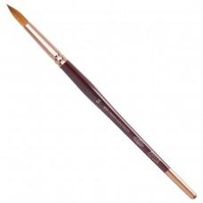 Кисть художественная Koh-I-Noor колонок, круглая, №14, короткая ручка