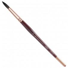 Кисть художественная Koh-I-Noor белка, круглая, №14, короткая ручка