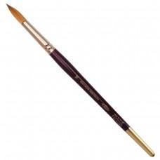 Кисть художественная Koh-I-Noor колонок, круглая, №16, короткая ручка