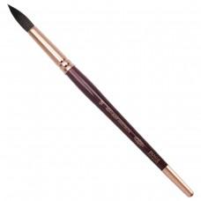Кисть художественная Koh-I-Noor белка, круглая, №18, короткая ручка