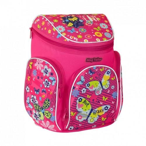 Ранец школьный MagTaller Boxi Butterfly