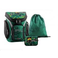 Рюкзак Lego Explorer Ninjago Energy 29,5 литров с наполнением