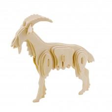 3D деревянный пазл Robotime Домашние животные - Козел