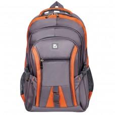 Рюкзак Brauberg - SpeedWay 2, серо-оранжевый