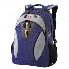 Рюкзак Wenger сине-серый, 22 литра