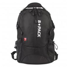 Рюкзак B-Pack S-02 черный