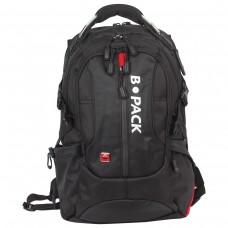 Рюкзак B-Pack S-08 черный