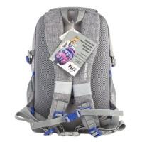 Рюкзак Tiger Family молодежный, серый