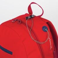 Рюкзак Tiger Family молодежный, сити-формат, красный