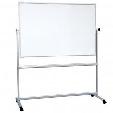 Доска магнитно-маркерная 2х3 - Education, 100x170 см, двусторонняя, передвижной стенд