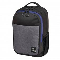 Рюкзак Herlitz Be.bag be.clever - Grey melange