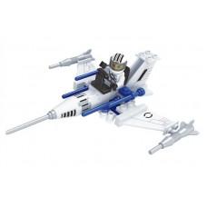 Конструктор Ausini - Серия Космос Тяжелый Истребитель