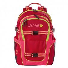 Рюкзак Scout Backpack Skate Зелено-розовый