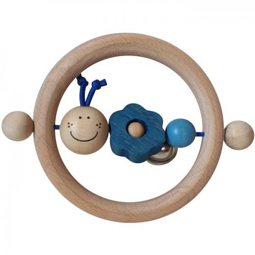 Погремушка S-Mala - Бабочка синяя