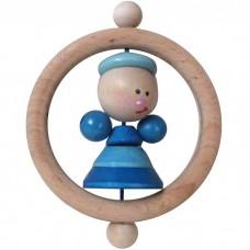 Погремушка S-Mala - Клоун синий