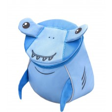 Рюкзак детский Belmil Mini Animals - Акуленок